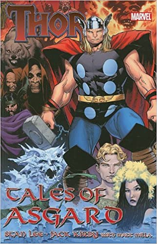 Book Thor: Tales of Asgard