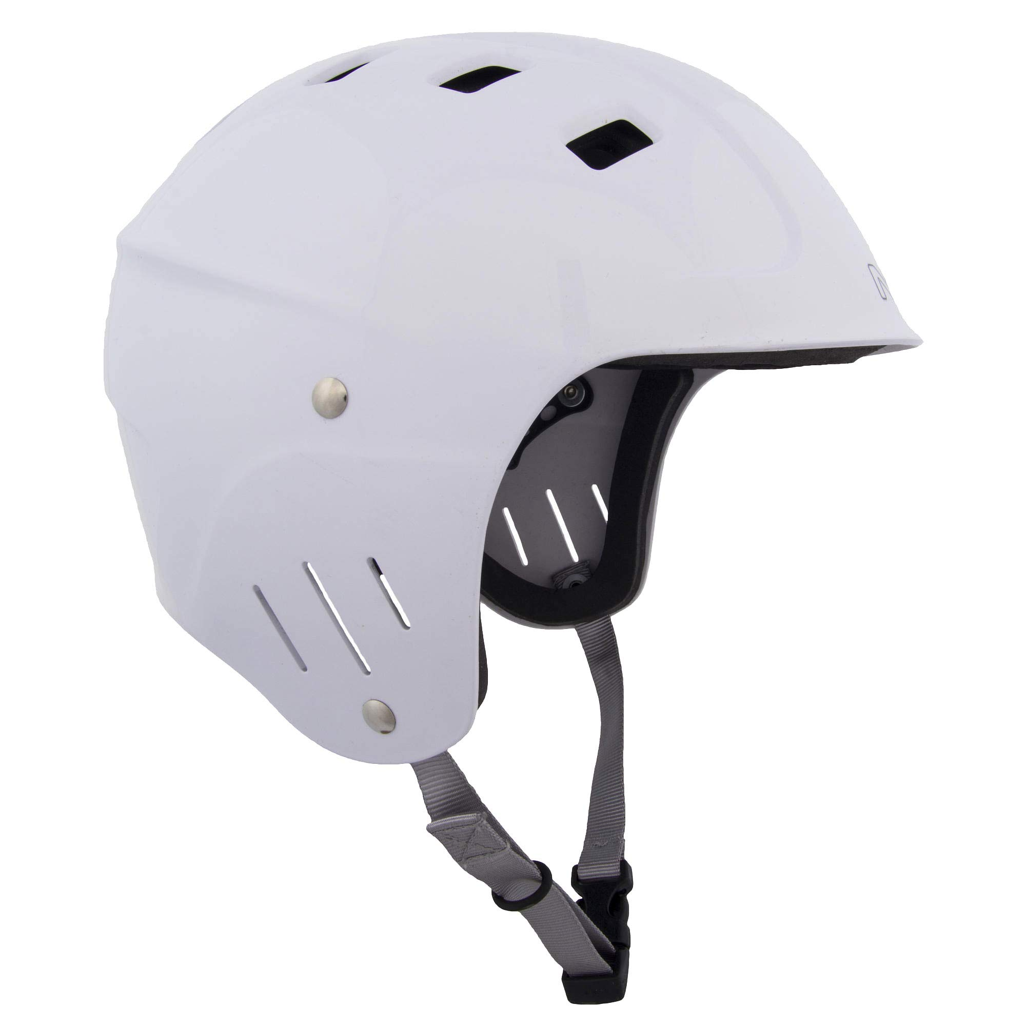 NRS Chaos Helmet - Full Cut White XS by NRS