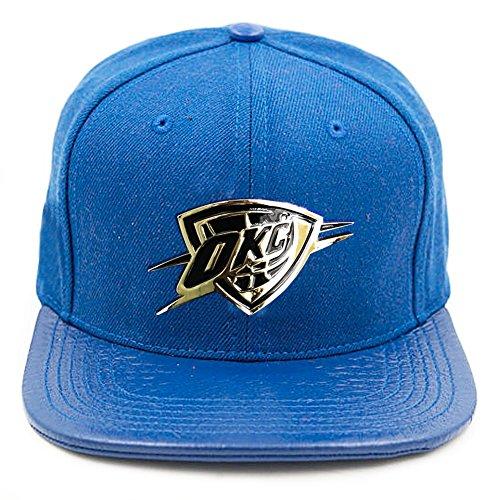 Blue Thunder Men's Hat Strapback Royal Metal Nba Standard Okc Pro pins W IBPqa