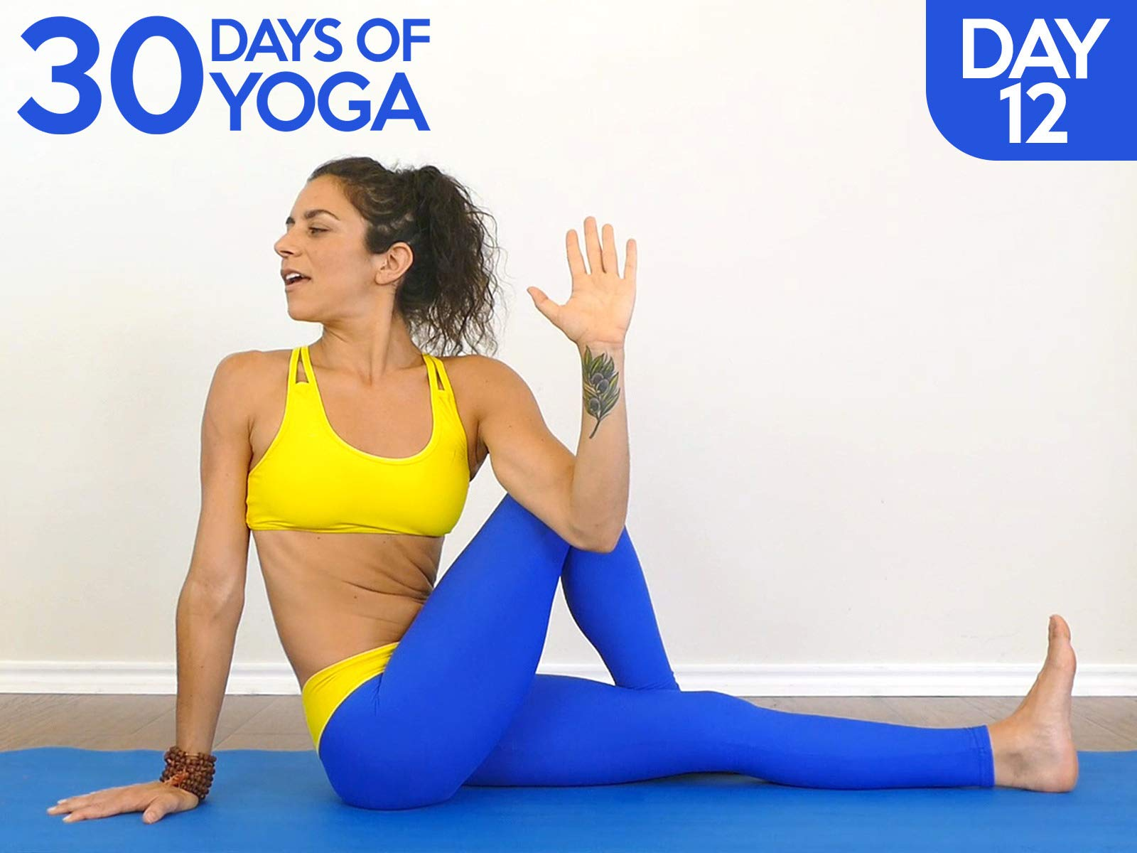 Watch 30 Days of Yoga To A New You   Prime Video
