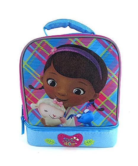 75a65e82b4a2 Disney Doc McStuffin Lunch Bag
