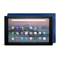 "Fire HD 10 Tablet | 10.1"" 1080p Full HD Display, 32 GB, Marine Blue"