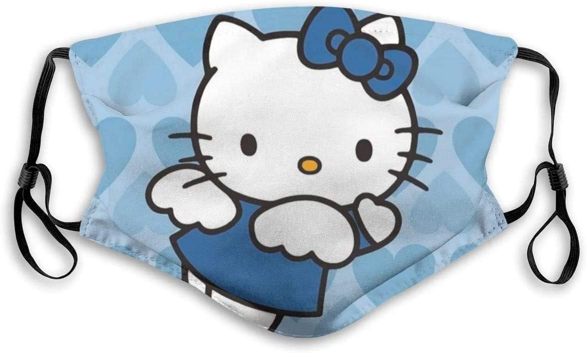"Maske mit ""Hello-Kitty""-Motiv"