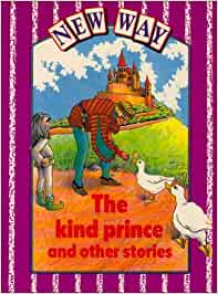 New Way - Violet Level Core Book The Kind Prince and other ...
