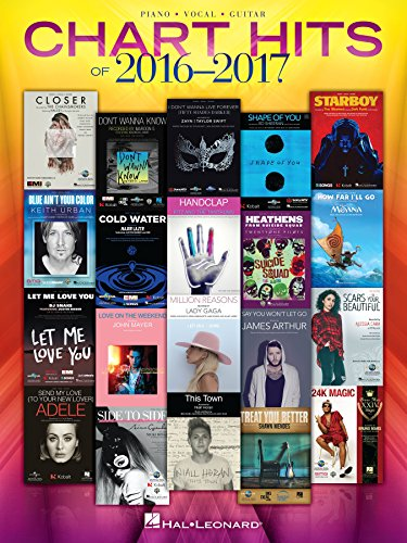 (Chart Hits of 2016-2017 Songbook)