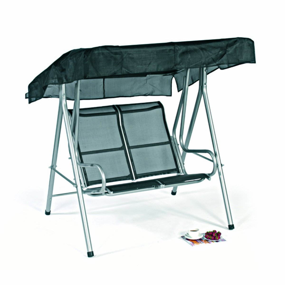 Bosmere Outdoor 2-Seat Hammock Cover, Green by Bosmere Products (Image #2)
