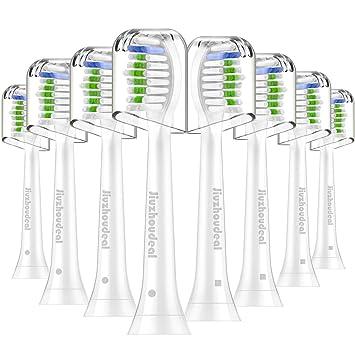 Amazon.com: Jiuzhoudeal - Cabezales de recambio para cepillo ...