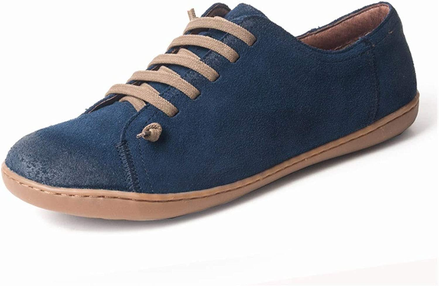 Women Flat Shoes Genuine Leather