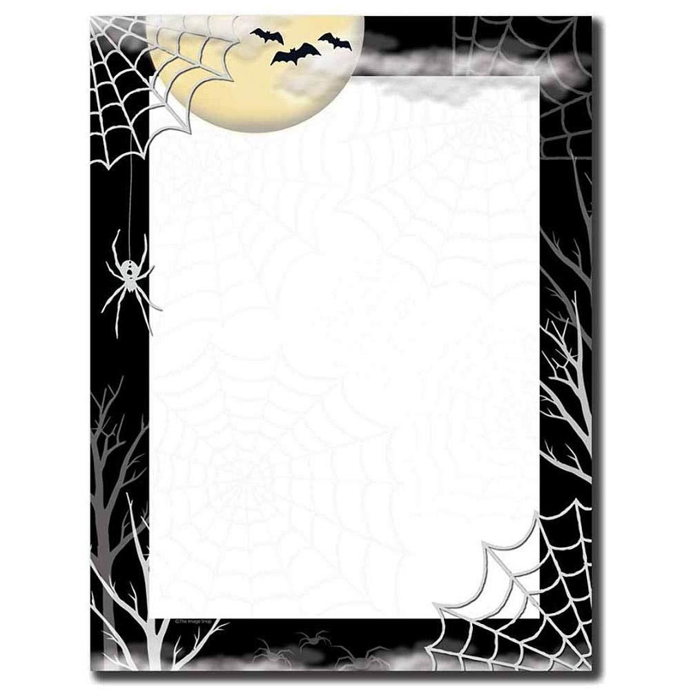 GP Creepy Web Letterhead - 200 Sheets by GP