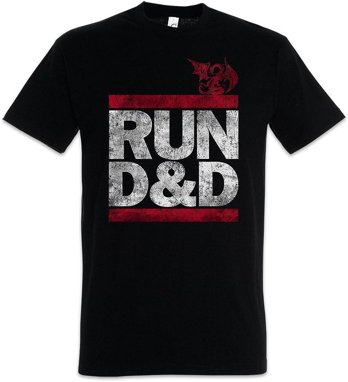 Urban Backwoods Run D/&D Men T-Shirt