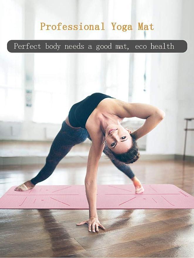 AJ Profesional Colchoneta Yoga Esterilla TPE Jade Eco ...