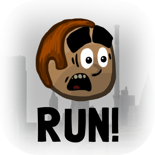 Yikes! Zombies! Run! -