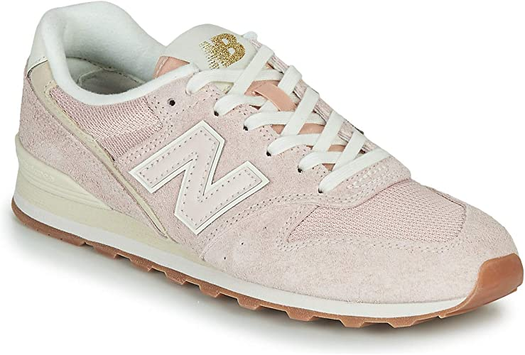 New Balance WL996VHD, Trail Running Shoe Womens, Rosa: Amazon.es ...