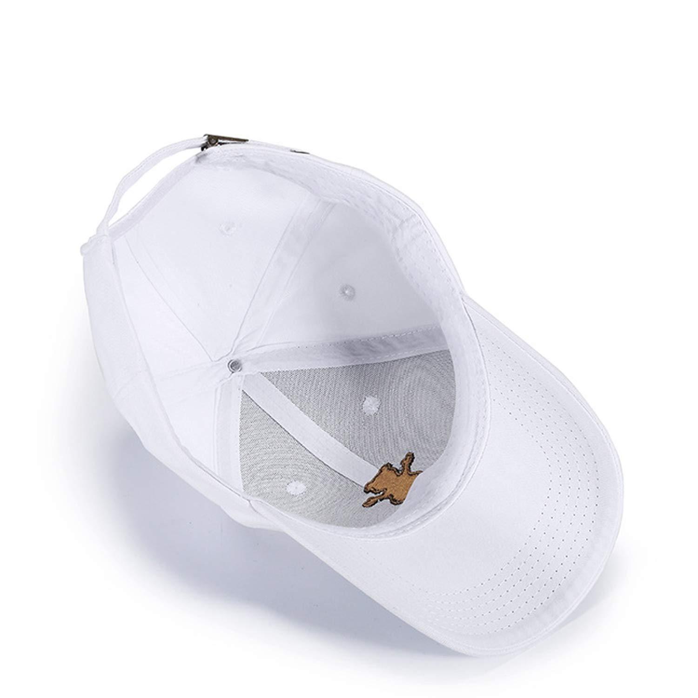 Sivane Baseball Cap Men Dad Hat Women Sport Casual Hat Female Adjustable Bear Embroidery Caps Male Baseball Hats