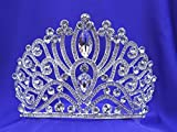 Homecoming Pageant Prom Party Tiara Crown P280