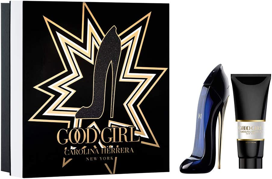 banner Kit feminino Carolina Herrera Good Girl EDP + Loção Corporal 80ml