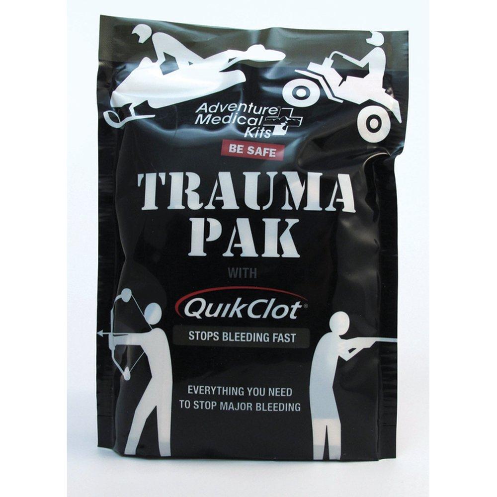 Trauma Pak W/Quikclot Adventure Medical 2064-0292 by Adventure Medical Kits