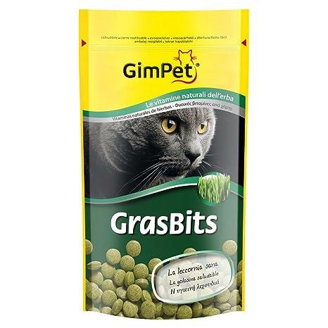 GIMPET gato aperitivos foie bits de 50 gr - Golosinas de gatos