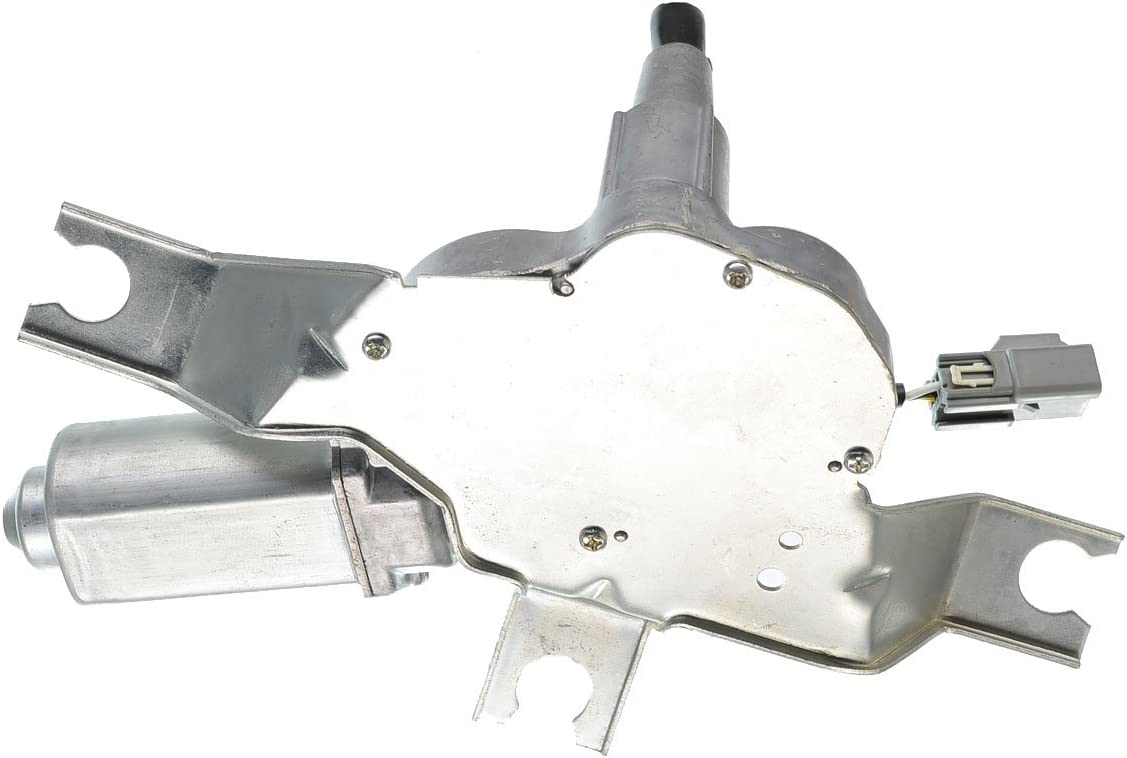 Windshield Wiper Motor for Saturn Vue 2002-2006 Rear Side