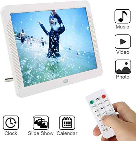 Automatic Rotation New HD LED Screen 10 inch 12 inch 13 inch 15 inch 1080P Preview Function USB and SD Card Slot and Remote Control
