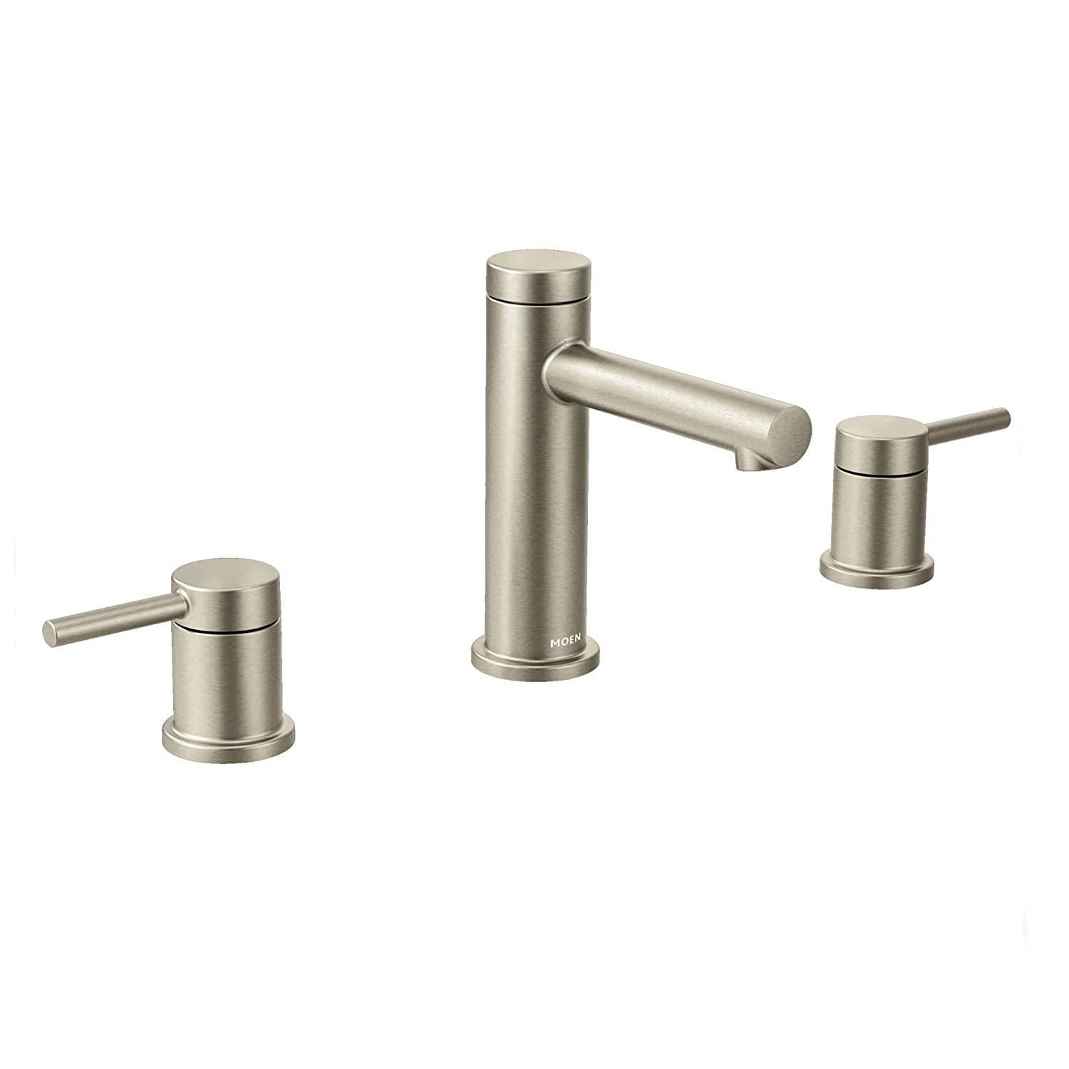 Moen T6193 9000 Align Two Handle High Arc Bathroom Faucet with