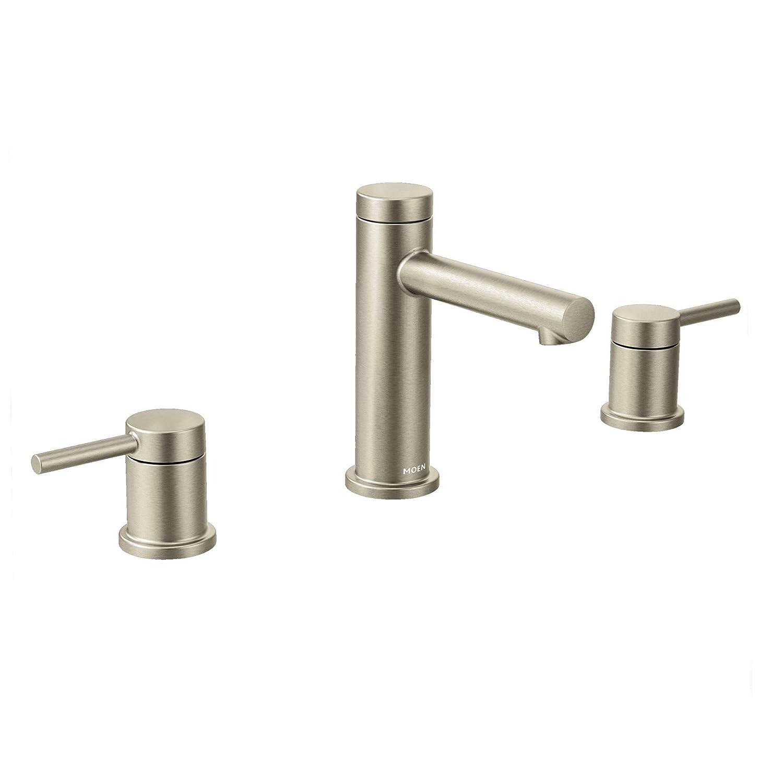 Moen TBN Align TwoHandle HighArc Widespread Bathroom Faucet - Moen bathroom faucet handle replacement for bathroom decor ideas