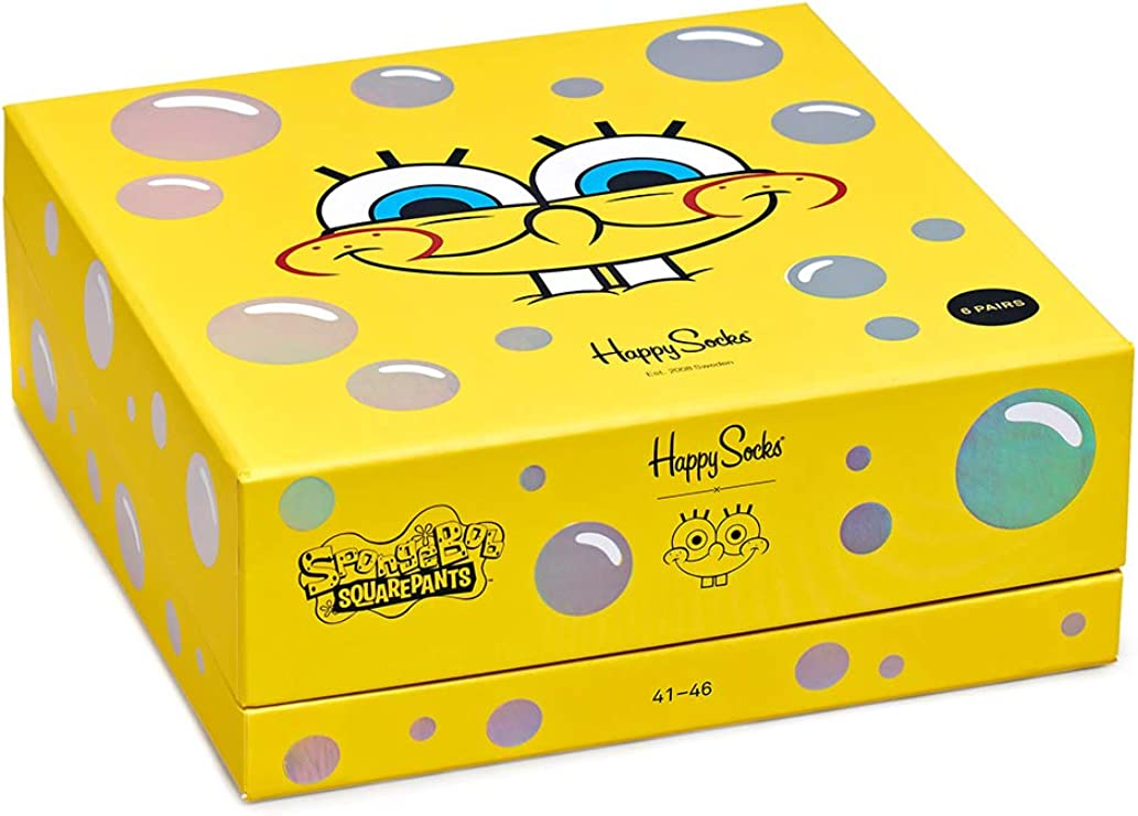 Sponge Bob Socks Brand New Official