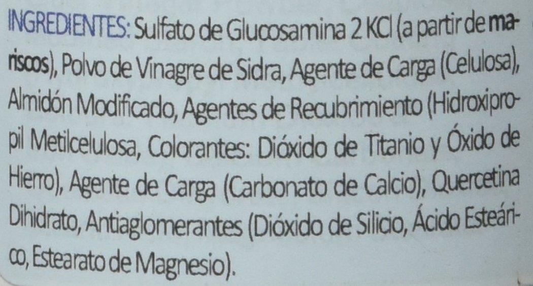 Lamberts Glucosamina QCV - 120 Tabletas: Amazon.es: Salud y cuidado personal