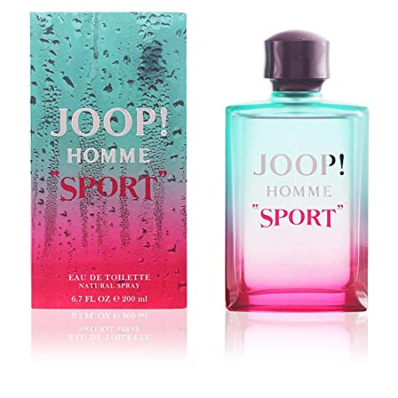 new styles quality products detailed images Joop! Homme Sport 200 ml Eau de Toilette Spray