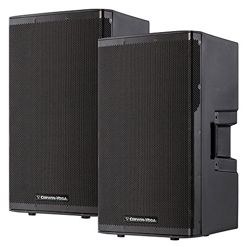 Cerwin Vega CVX-15 15-inch Powered Speaker Pair