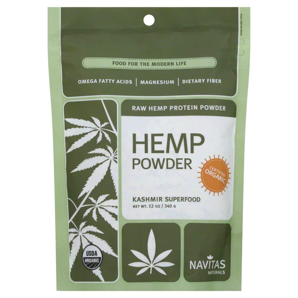 Navitas Powder Hemp Organic 12.0 OZ (Pack of 6) by Navitas (Image #1)