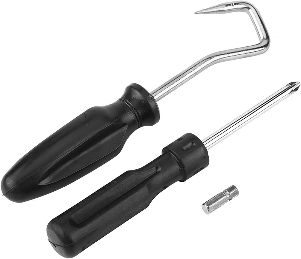 Set di Pinze a Clip per Rimozione Set di Strumenti Automobilistici con Custodia Joycelzen 9 Pezzi Set di Pinze per Fascette Stringitubo Flessibili