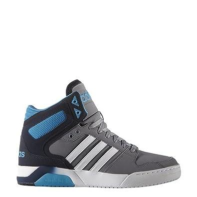 Adidas BB9TIS Mid Basketball Shoe, multicoloured, 11.5