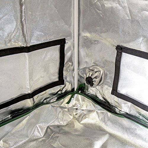 615mb1KvI6L - Urban Farmer Reflective Mylar Hydroponic Grow Tent for Indoor Plant Growing - Choose Your Size