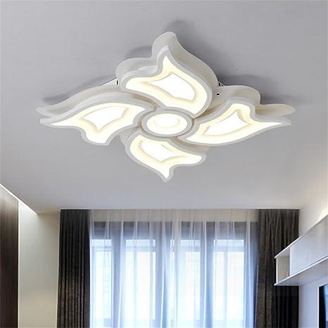 LED Moderno colgante de techo de montaje empotrado ...