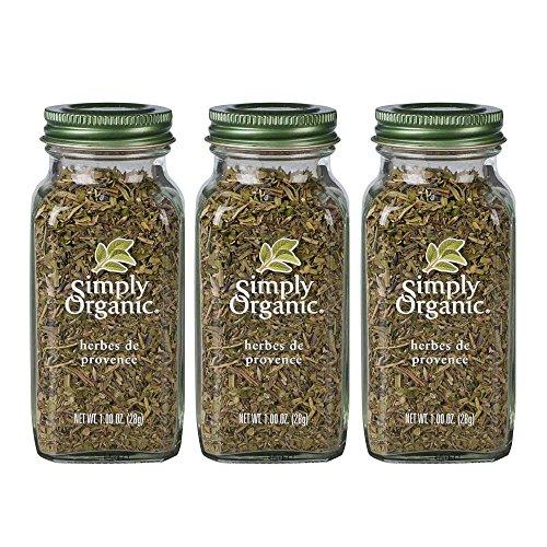 Simply Organic Herbes De Provence   Certified Organic   1.00 oz. (3 - Fines Herbs Frontier