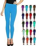 Amazon Price History for:Lush Moda Seamless Full Length Basic Leggings - Variety of Colors