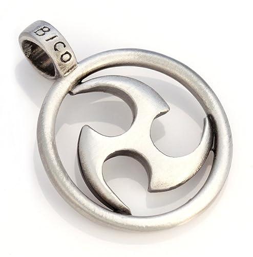 Bico World Triad Small Pendant E206 Eternity And Cosmic