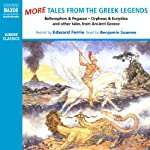 More Tales from the Greek Legends | Edward Ferrie