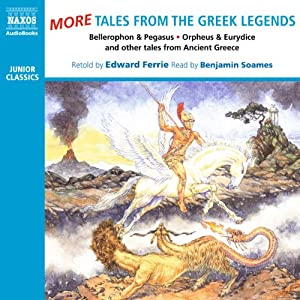 More Tales from the Greek Legends Audiobook