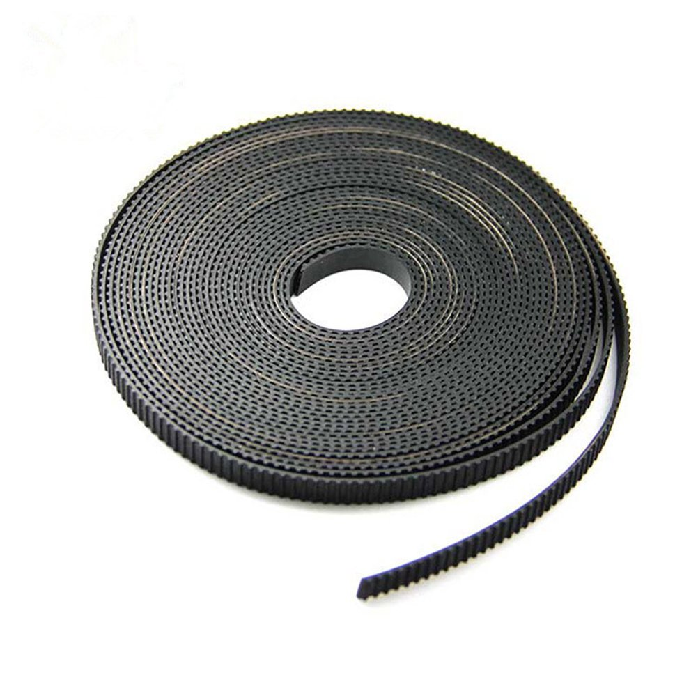 UEETEK 5 M GT2 Timing Belt width 6mm Fit for RepRap Mendel Rostock Prusa GT2-6mm Belt