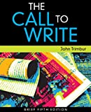 Bundle: the Call to Write, Brief Edition, 5th + Enhanced Insite Printed Access Card : The Call to Write, Brief Edition, 5th + Enhanced Insite Printed Access Card, A, Trimbur and Trimbur, John, 1133024890
