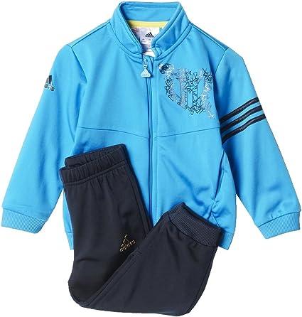 adidas I J Messi TS - Chándal para niños: Amazon.es: Zapatos y ...