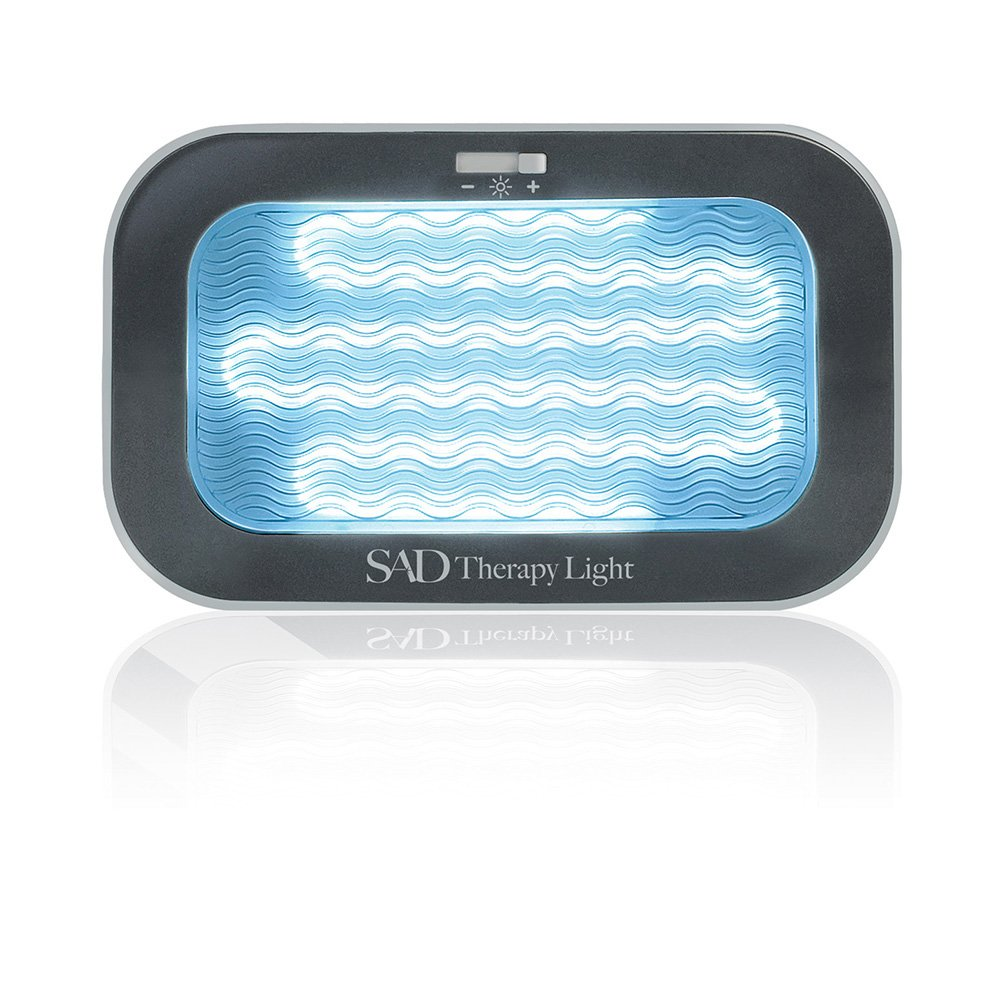 Nrs Healthcare Sad Therapy Light Simulates Daylight  10,000 Lux:  Amazon: Health & Personal Care
