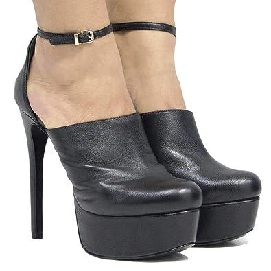 dc037185c Sapato Feminino Schutz Scarpin Salto Fino Fivela: Amazon.com.br ...