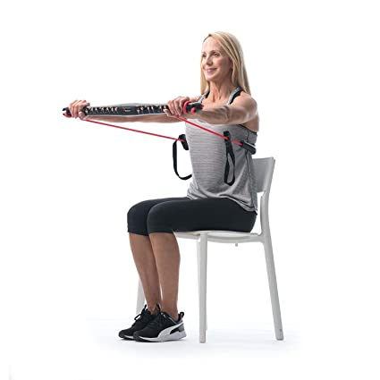 Buy Gion Body Gym Set Resistance Tube Bar for Gym Workouts, Home