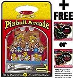 Pinball Arcade: On-the-Go Series + FREE Melissa & Doug Scratch Art Mini-Pad Bundle [53693]
