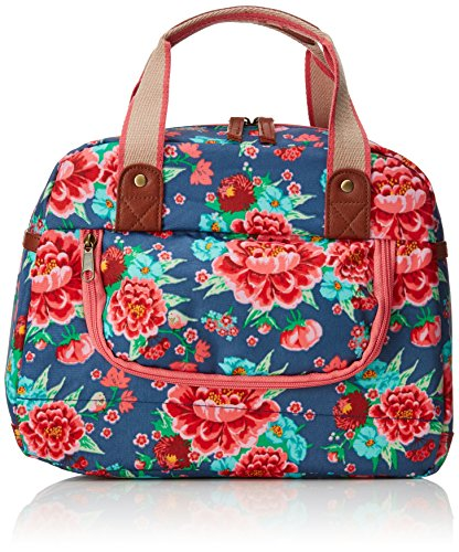 de bag Bloom Indigoblau Basil Carry de cubierta bicicleta all Girls hombro Blau qESwFfU