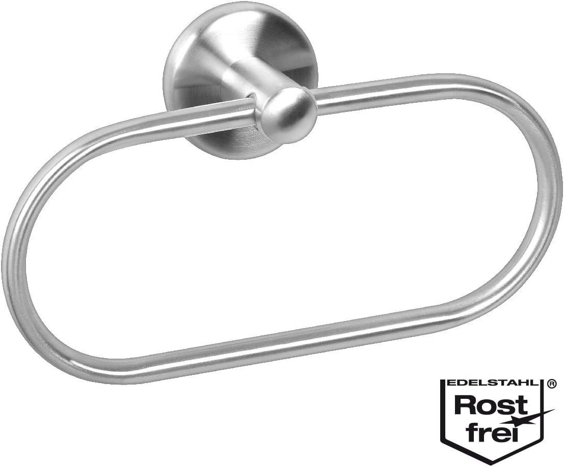 anneau porte-serviette gamme pour salle de bain bremermann/® PIAZZA