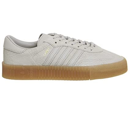 info for 640eb da45e Adidas Samba Rose Womens Sneakers Natural